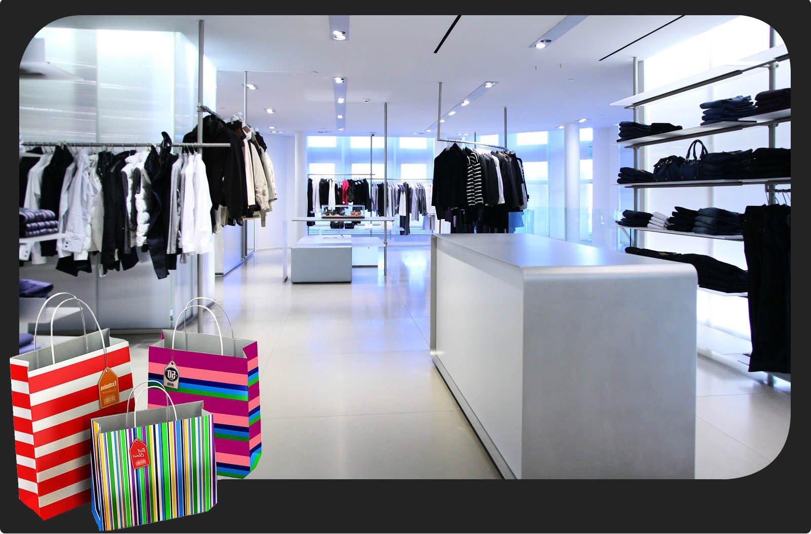 Aggiorna il tuo negozio in tre mosse vetrina interno illuminazione