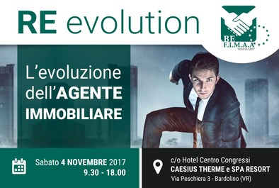 LA RE EVOLUTION DEGLI AGENTI IMMOBILIARI