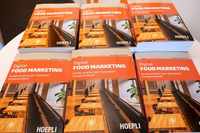 Il digital food marketing in un libro<br>